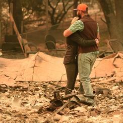 california wildfires, paradise california, giants 49ers, 49ers, san francisco 49ers, camp fire