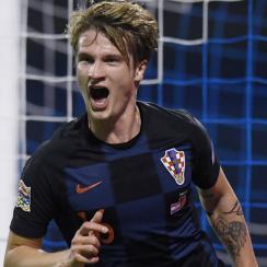 Croatia beats Spain in the UEFA Nations League