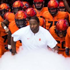 Dino Babers, Syracuse reflect on turnaround before Notre Dame game