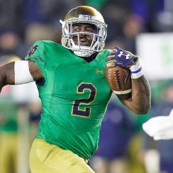Notre Dame Dexter Williams