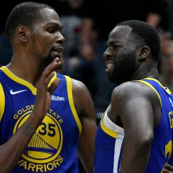 Draymond Green-Kevin Durant fight fallout