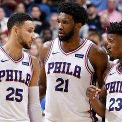 Philadelphia 76ers v Orlando Magic