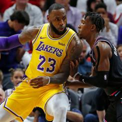 LeBron scores 51 points in Lakers win vs. Heat