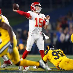 Chiefs Rams, kansas city chiefs, los angeles rams, Monday Night Football