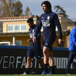 Sandro Tonali will get a look for Italy vs. the USA