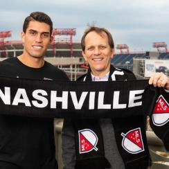 Daniel Rios is Nashville's first MLS signing