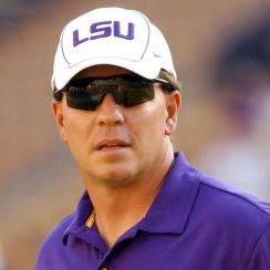 LSU vs. Texas A&M: Jimbo Fisher, Les Miles on Tigers' near coaching change