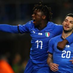 Italy beats the USMNT at the death