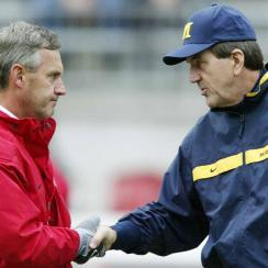 Michigan vs. Ohio State history: Jim Tressel reflects on guarantee