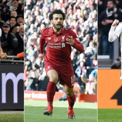 Tottenham, Liverpool and Juventus hope to make headway in the Champions League