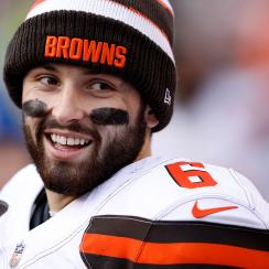 Baker Mayfield: Browns, Oklahoma fans name babies after QB