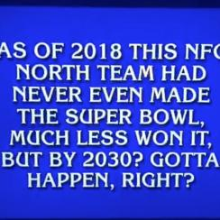 Jeopardy! question on Lions Super Bowl by 2030