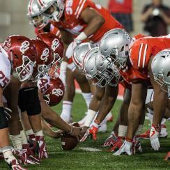 College football playoff rankings: Oklahoma, Ohio State comparison in spotlight