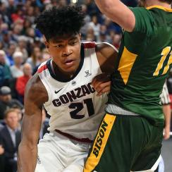 Rui Hachimura: Gonzaga star is Japan's best basketball hope
