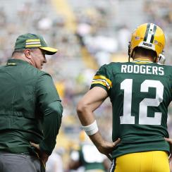 Mike McCarthy,Aaron Rodgers
