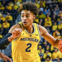 Michigan Jordan Poole
