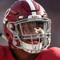 Quinnen Williams: Alabama star defensive lineman driven by late mother, not NFL draft