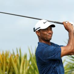 Tiger Woods hero world challenge saturday score