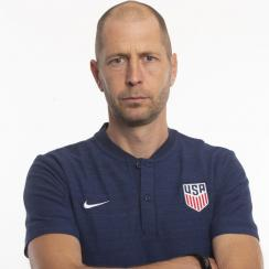 Gregg Berhalter is the new U.S. men's national team manager