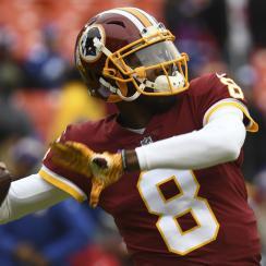 Josh Johnson: Redskins QB plays Madden to learn teammates' names