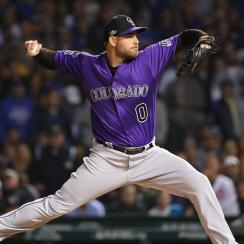 National League Wild Card Game: Colorado Rockies v. Chicago Cubs