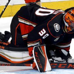 New Jersey Devils v Anaheim Ducks