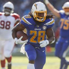 Melvin Gordon questionable vs. Chiefs