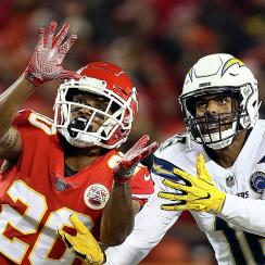 Chiefs vs. Chargers