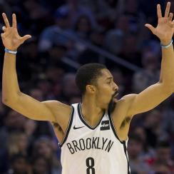 Spencer Dinwiddie contract extension Nets