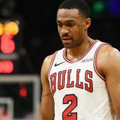 Jabari Parker out of Bulls rotation