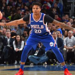 Markelle Fultz trade rumors