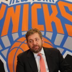 James Dolan talks selling Knicks