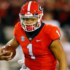 Justin Fields transfer: Georgia Bulldogs freshman QB behind Jake Fromm