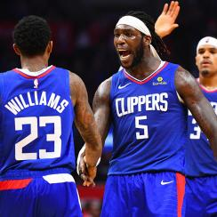 NBA: NOV 15 Spurs at Clippers