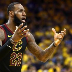 Worst sports mistakes 2018: JR Smith, Loris Karius, more