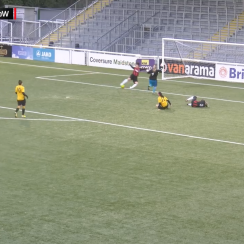 Video: English women's soccer team surrenders awful own goal