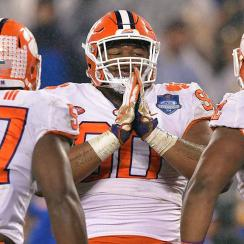 Dexter Lawrence update: Supsension news on Clemson defensive lineman