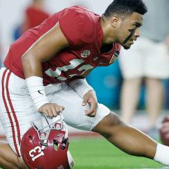Tua Tagovailoa ankle injury: Alabama benefitting from tightrope procedure