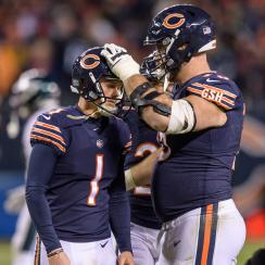Cody Parkey double doink: Spanish call of Eagles K's miss (video)