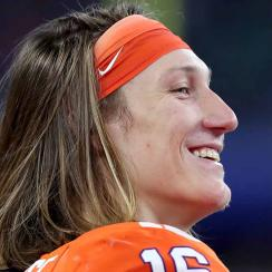 Trevor Lawrence hair: College Football Playoff pits Clemson freshman vs. Alabama