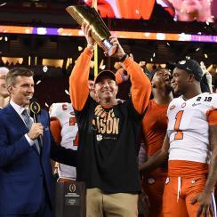 notre dame, alabama, clemson, college football playoff, national championship, clemson national championship, 2019 national championship