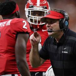 College football mailbag: Will Georgia follow Clemson, Alabama?