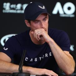 Andy Murray retire hip australian open
