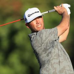 Chez reavie hole out eagles sony open par 4
