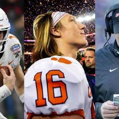 College football offseason storylines: Trevor Lawrence, Ryan Day, Texas