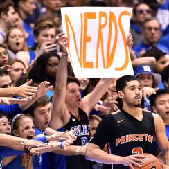 Krzyzewskiville: Duke fans take quiz for UNC tickets
