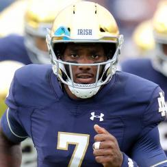Brandon Wimbush transfers to UCF: Notre Dame QB replaces McKenzie Milton