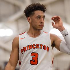 COLLEGE BASKETBALL: JAN 05 Penn at Princeton