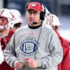 Paul Chryst contract: Wisconsin football extends head coach through 2024
