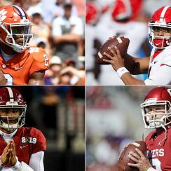 Jalen Hurts, Austin Kendall and college football's quarterback transfer trend
